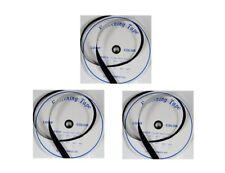 75 m Klettband Flauschband Breite 20 mm selbstklebend schwarz 0,33 Euro lfm