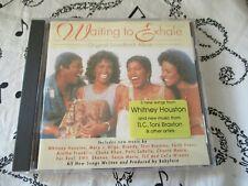 "WHITNEY HOUSTON "" WAITING TO EXHALE "" ORIG SOUNDTRACK ""  CD ALBUM"