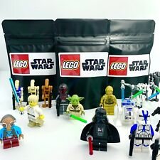LEGO Star Wars Mystery Minifigure & Accessory Blind Bag 100% Genuine Bundle Set