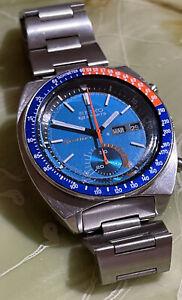 Seiko 5 Sports 6139-6002 Speedtimer Vintage Chronograph Automatic
