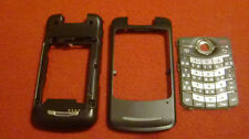 BlackBerry Pearl 8220 GSM Flip Keypad Bezel Rear chassis Housing Case Black, Red