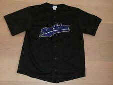 COLORADO ROCKIES MLB BASEBALL BLACK JERSEY LOGO ATHLETIC REGULAR SEASON MEN M