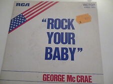 45 Tours GEORGE MC CRAE Rock your baby 1004
