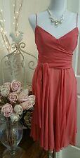Morrissey Australian designer sz 1 or 10 pure silk w silk lining! Party Dress