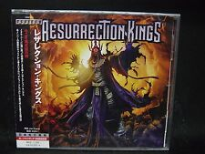RESURRECTION KINGS ST + 1 JAPAN CD Black Sabbath Dio Dokken Great White Red Drag