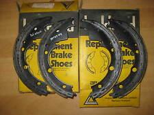 NEW REAR BRAKE SHOES - FITS: FORD TRANSIT MK1 & MK2 (1965-86)