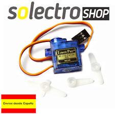 SERVO 9g SG90 microservo CHIP Original Modelismo Arduino Robotica mini servo R13