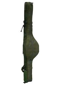 Sonik SK-TEK Xtractor 10ft 2 Rod Sleeve Holdall Carp Fishing Retractable Rod Bag