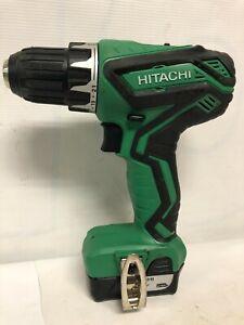 Hitachi DS10DFL2 12V Cordless Drill/Driver W / Battery