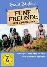 ENID BLYTONS FÜNF FREUNDE - BEIM WANDERZIRKUS  DVD  KINDERFILM  NEU
