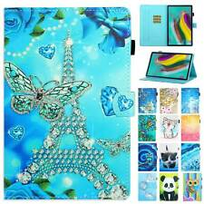 """Case Cover For Samsung Galaxy Tab A 8.0"""" T290 T295 2019 Magnetic Stand Leather"""