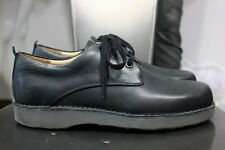 Samuel Hubbard Free shoes 9.5 M navy blue leather M1100-010