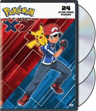 Pokemon the Series: Xy Set 1 [New DVD] Full Frame, 3 Pack