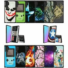 For Samsung Galaxy Note 10 Plus (6.8) Slim Protective Dual Layer Cool Case