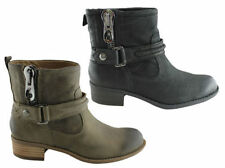 RMK Block Boots for Women
