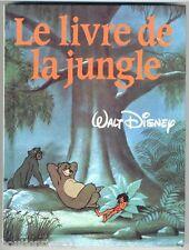 Livre enfants - Le livre de la jungle -  Walt Disney