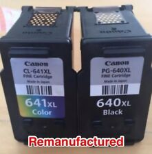 REM. PG-640XL+CL-641XL ink cartridges for Canon MG3560 MX396 MX476