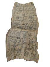 Mbuti-Pygmy Barkcloth – Ituri Rainforest, Dr Congo