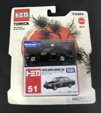 Tomica Tomy Toyota Crown Comfort Taxi No 51 Scale 1:63 BNIB NEW