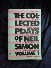 The Collected Plays of Neil Simon Vol 1 Odd Couple Plaza Suite Barefoot in Park