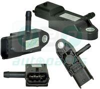 DPF DIESEL PARTICULATE FILTER DIFFERENTIAL PRESSURE SENSOR VW AUDI 076906051A