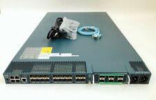 Cisco N10-S6100 6-Mod Fabric Switch UCS 6120XP with N10-E0060 & Dual AC Power