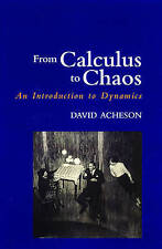 From Calculus to Chaos: An Introduction to Dynamics-ExLibrary