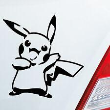 Autoaufkleber PIKACHU Picachu Pokemon Spiel Aufkleber Sticker DUB OEM JDM 043