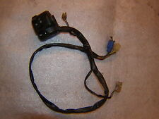 Yamaha yzf r6 600 año de construcción 1999/2000 manillar interruptor izquierda LHS Handlebar Switch