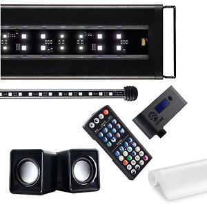 "Current-USA #4027 - Serene Freshwater LED Kit 48"" - 60"""" Lighting & Audio System"