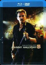 Johnny Hallyday - Stade de France 2009 - Boitier Metal Collector - Blu-ray / DVD