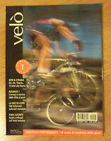 RIVISTA CICLISMO - VELO N.1 DEL MAGGIO 1995 (OK12)