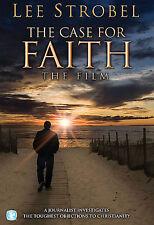The Case for Faith (DVD, 2008) Lee Strobel new
