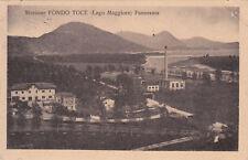 * FONDO TOCE - Stazione