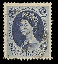 GREAT BRITAIN  USED 308                (S556)