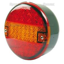 12 Voltios A 30 voltios Remolque redonda de la lámpara parada & cola LED indicador Rh/lh. Accesorio