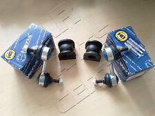 FOR HONDA ACCORD 2.4 TYPE S TOURER 03-08 FRONT HD STABILISER LINKS D BUSHES