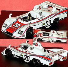 Porsche 936/76 ganador de LeMans 1976 #20 J. Ickx van Lennep Martini 1:43 Troféu