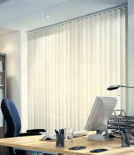 Lamelle weiss 627 x 127 mm Vorhang ab 14,00 € per Quadratmeter<.