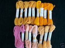 Spinnerin Persianna 100%wool tapestry yarn, mixed 17 sk