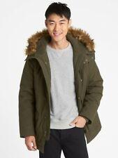 GAP Snorkel Parka Jacket Coat Deep Woods NWT Sizes S, M, XL