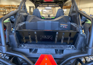 Kawasaki Teryx KRX 1000 Rear Tail Gate - Aluminum Black Powder Coat