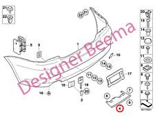 BMW 1' serie E88 E82 Parachoques Cubierta Inferior