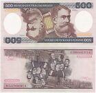 Brazil 500 Cruzeiros 1981 P200a NEUF UNC Uncirculated Banknote