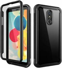 For LG Stylo 5 plus 5V 5X Tough Armor Case Shockproof Bumper Dual Layer Cover