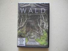 Dokumentation Doku Deutscher Wald Wälder Deutschland  Heimat  Film DVD Neu OVP