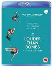 Louder Than Bombs Blu-ray 2016 DVD Region 2