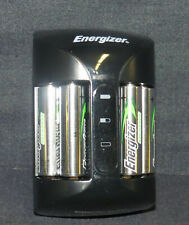 Energizer Rechargeable Aa & Aaa Battery Charger Recharge Pro with 4 Aa Ao4024173