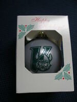 CLEVELAND STATE VIKINGS HOLIDAY ORNAMENT BRAND NEW