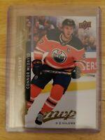 2018-19 Upper Deck MVP CHECKLIST #101-200 Connor McDavid Edmonton Oilers #200